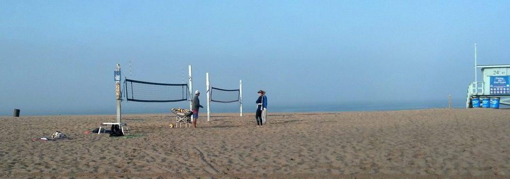 California Beach Training Camp Information