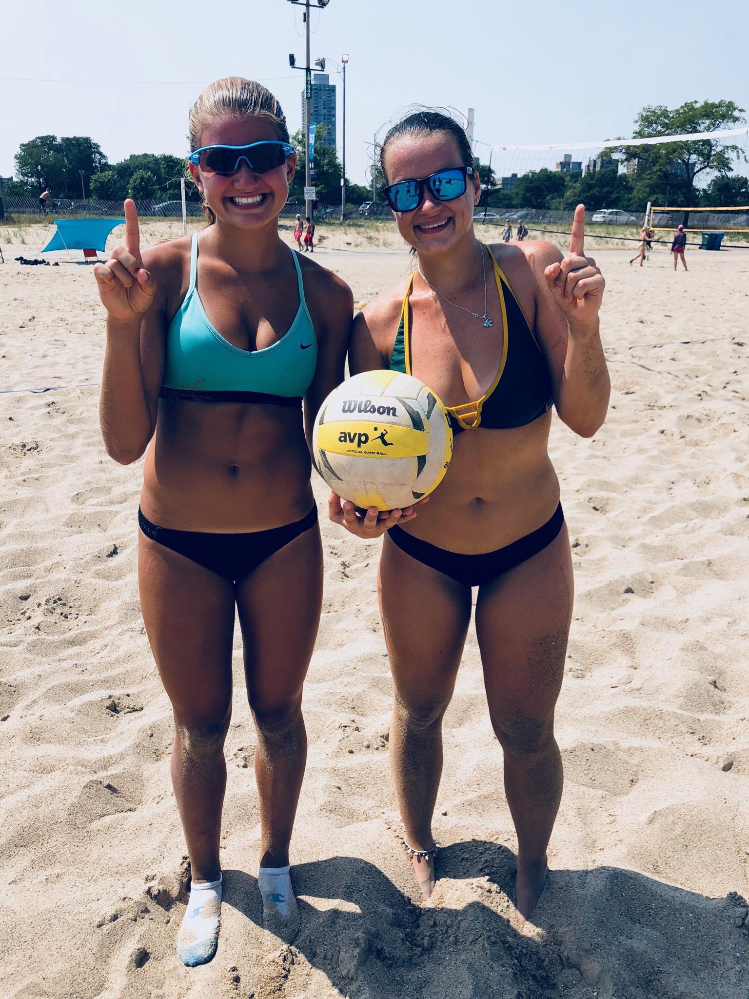 Projectu Collegiate Beach Clinics And Showcases Tmp Beach Volleyball