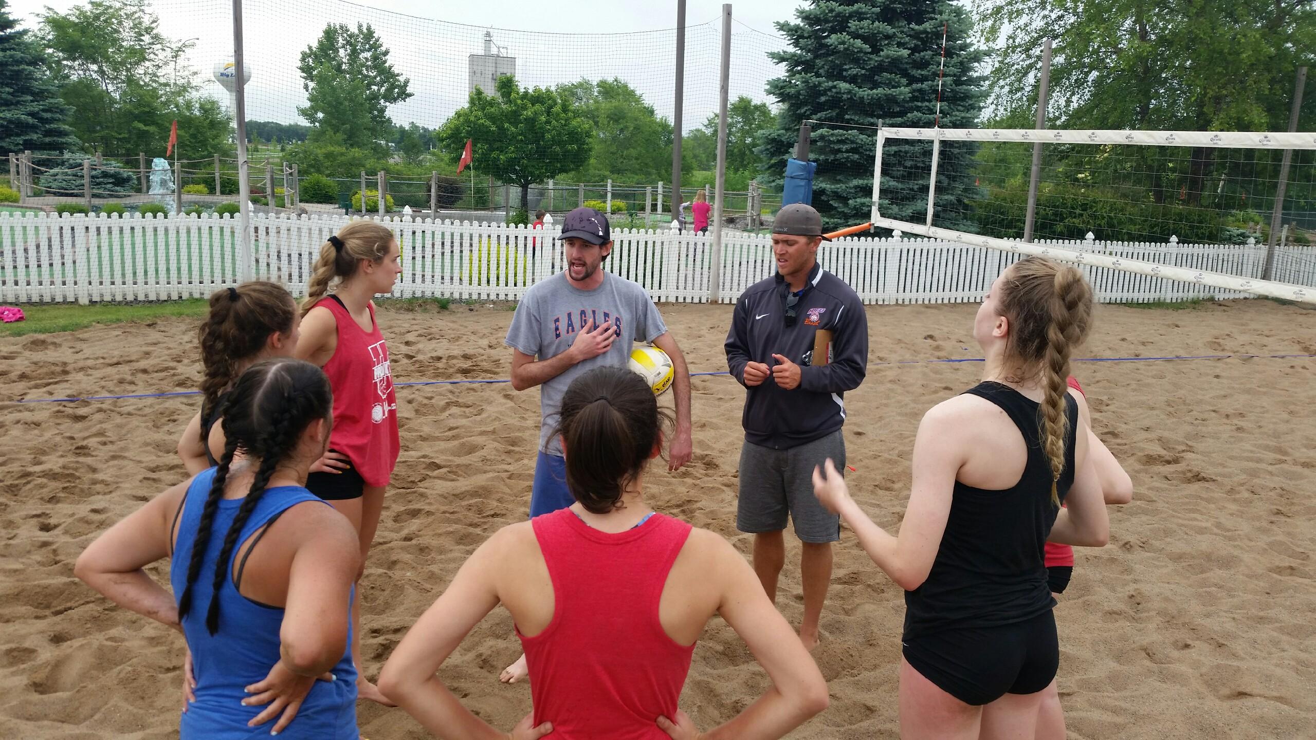 Projectu Beach Tournaments Tmp Beach Volleyball