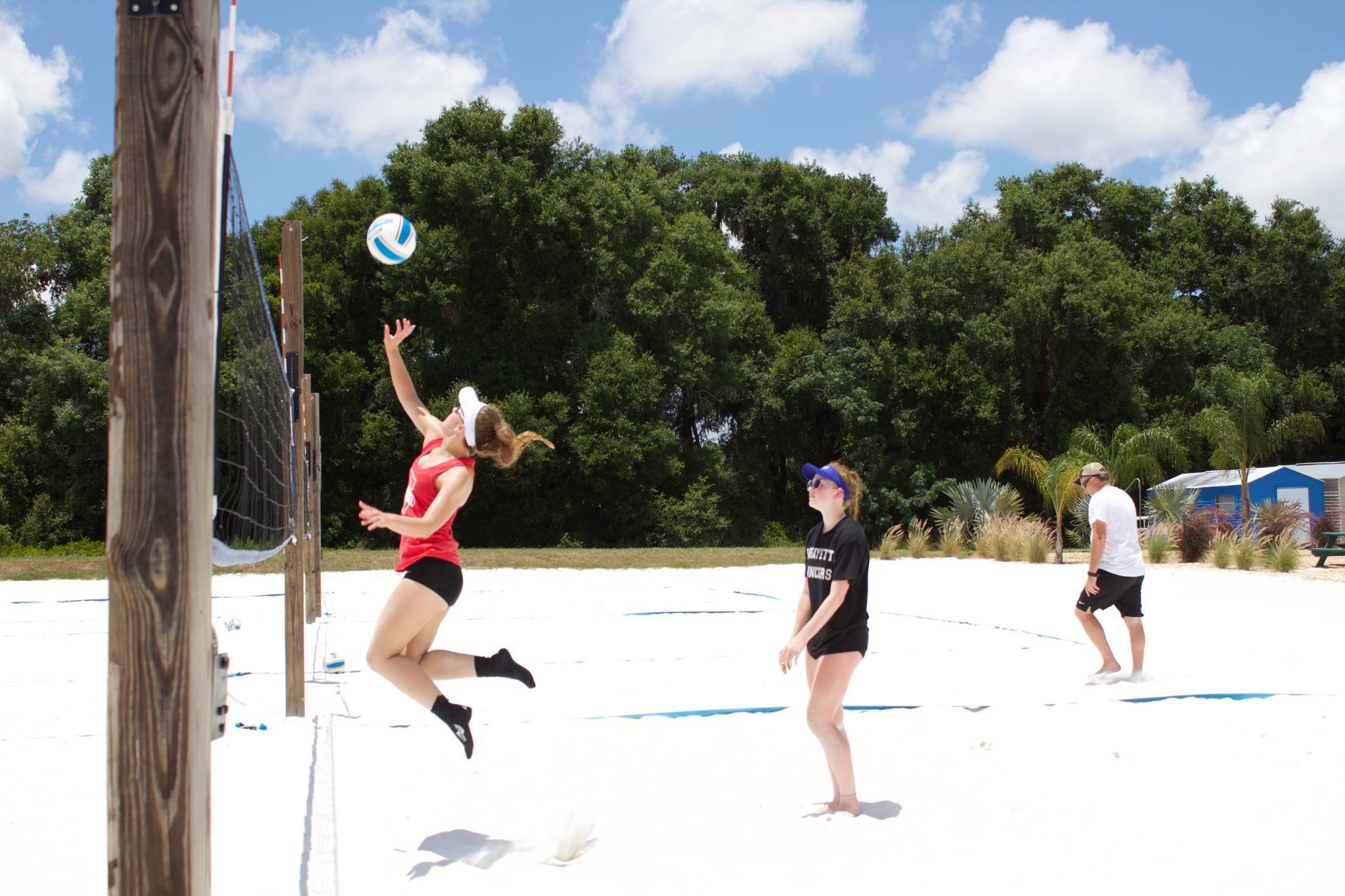 ProjectU Beach Tournaments