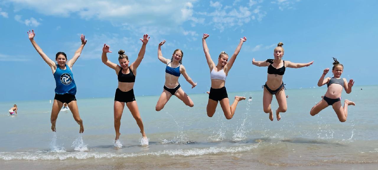 TMP Beach Club Team